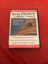 Speak French with Michel Thomas (Speak... with Michel Thomas) by Thomas, Michel