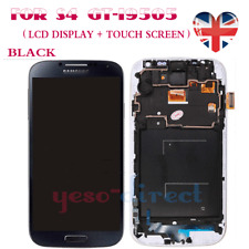 For Samsung Galaxy S4 GT-i9505 Screen LCD Touch Digitizer Replacement Black/Blue