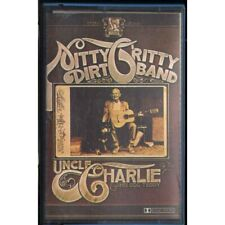 Nitty Gritty Dirt Band MC7 Uncle Charlie & His Dog Teddy / Liberty New