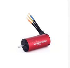 Leopard 4082 4-Pole Brushless Inrunner Motor 1600KV For 1/8 RC Car