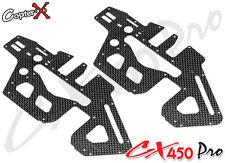 CopterX Spare Part CX450PRO-03-03 Carbon Fiber Upper Side Frame 450 PRO
