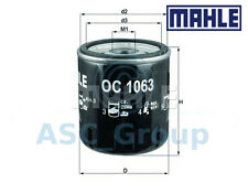 Genuine MAHLE Replacement Screw-on Engine Oil Filter OC 1063 OC1063