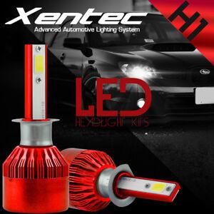 H1 388W 38800LM CREE LED Headlight Kit High or Low Beam Bulb Xenon 6000K Power