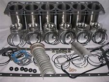 Aftermarket Inframe kit for / to fit Cummins  M11 Engines to match OE Pistons