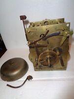 Antique-8 Day-Grandfather Clock-Movement-Ca.1780-To Restore-#P786