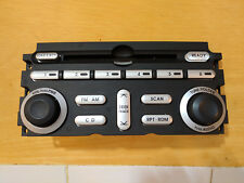 05 06 07 08 MITSUBISHI ENDEAVOR RADIO INFO CONTROL PANEL UNIT FACEPLATE