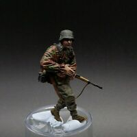 Painted 1/35 Scale Waffen Ss Resin Figure