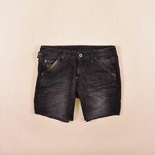 G-Star Raw Damen Shorts Freizeithose Gr.W30 Jeans Medin Pant Loose Vintage 75925