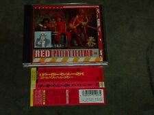 The New York Dolls Red Patent Leather Japan CD