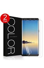 Galaxy Note 8 Screen Protector, G-color 2 Pack