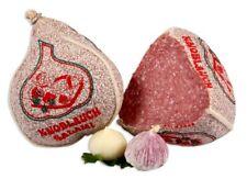 Knoblauchsalami - Hartwurst - Cervelatwurst 1.80 kg