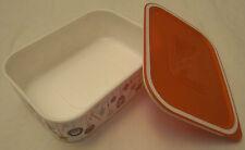 Tupperware A 150 Quadro 500 ml Motiv Weihnachten Weiß Dose mit Deckel Neu OVP