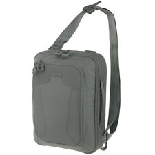 Maxpedition AGR Valence Sling Bag Hex Ripstop Laptop iPad Padded Urban Pack Grey