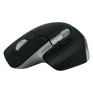 Logitech MX Master 3 for Mac mouse Right-hand Bluetooth Laser 4000 DPI
