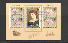Used Flowers Jersey Regional Stamp Issues