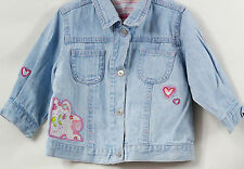 George Denim Embroidered Clothing (0-24 Months) for Girls