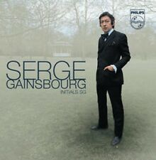 Serge Gainsbourg - Initials SG (NEW CD)