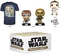 Funko Star Wars Smugglers Bounty Box Amazon Exclusive 3XL [Babu Frik, Rey] BNIB