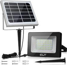 Projecteur Solaire 60LED Lampe Extérieur Spot Eclairage Lumière Jardin Etanche