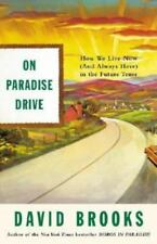 On Paradise Drive: How We Live Now (And Always Have) in the Future Tense, David