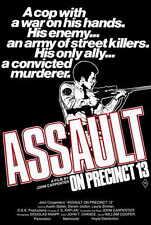 ASSAULT ON PRECINCT 13 Movie POSTER 27x40 B Austin Stoker Darwin Joston Martin