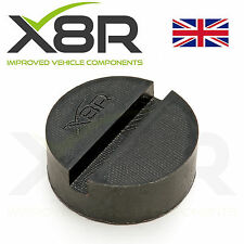 Rubber Car Jacking Pad To Fit Vehicles With Pinch Weld Sill Jacking Points