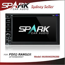 SP CARPLAYER ANDROID AUTO GPS DVD SAT NAV BLUETOOTH FOR FORD RANGER 2006-2011