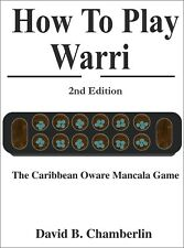 How to Play Warri - The Caribbean Oware Mancala Game (Paperback Book)