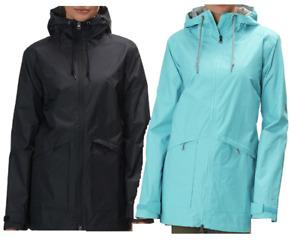NWT COLUMBIA WOMEN'S ARCADIA Casual RAIN JACKET Mid Length, XS-S-M-L-XL