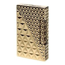 ST Dupont Ligne 2 Double Fire Head Yellow Gold Finish Lighter ST0164254