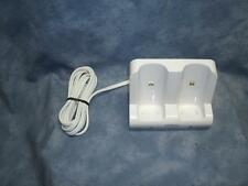 Nyko Dual ChargeStation for Wii Controller  Battery Pack Item # 87000-A50