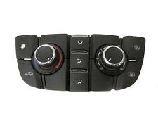 Bedienteil Bedienelement Klimabedienteil für Opel Astra J 09-12 13346092