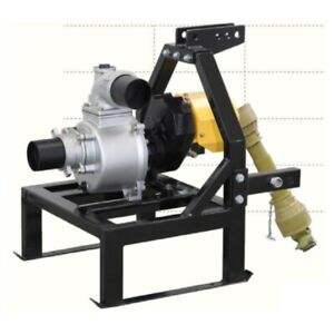 Wasserpumpe mit Zapfwellenantrieb 1000 L/Min Zapfwelle Traktor Kleintraktor