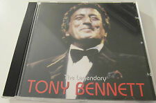 Tony Bennett - The Legendary (CD Album) Used very good