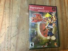 Jak and Daxter: The Precursor Legacy (Sony PlayStation 2, 2002) Disc Only PS2