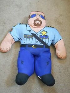 Vintage WWF Wrestling Buddies by Tonka: Big Boss Man