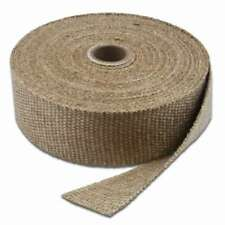 """Thermo Tec 11151 Exhaust Insulating Natural Wrap 1/"""" Wide 15ft"""