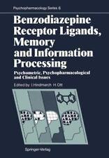 Benzodiazepine Receptor Ligands, Memory and Information Processing :...