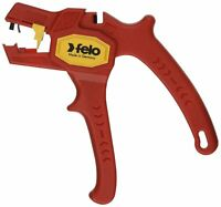Felo 62681 Insulated Automatic Wire Stripper/Cutter - Lifetime Warranty