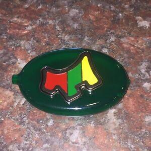 Scotty Cameron 2019 Japan Member Scotty Dog Red/Green/Yellow Ball Marker (Pin)