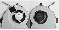 CPU/Carte graphique-ventilateur refroidisseur Fan Cooler pour Asus a83 a84s x84l