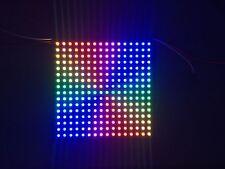 16x16 WS2812B RGB LED Matrix - 256 individually addressable LEDs!