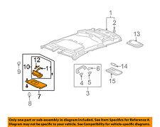 Acura HONDA OEM 07-12 RDX Sunvisor-Sun Visor Left 83280STKA01ZB