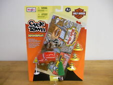 Maisto Cycle Town Main Street Child's Toy Set #11036-2