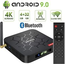 Refurbished Android 9.0 Tv Box Pendoo X6 Pro Box 4Gb Ddr3 32Gb Dual WiFi Bt5.0