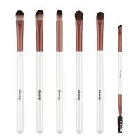 Professional Eyeshadow Eyebrow Blending Brush Set Eye Cosmetic Makeup Brushes