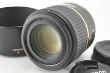*NEAR MINT* Tamron SP 60mm f/2 Macro Di II G005 for Nikon from Japan #3667