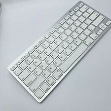 Anker Ultra Slim Wireless/Bluetooth Keyboard #K1280C Tested And Working!