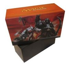 1x Khans of Tarkir EMPTY Fat Pack Storage Box MtG Magic: the Gathering
