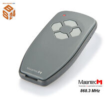 Marantec 384 Remote Control 868 MHz 4 Channel Key Fob NEW 2017 succesor to 304